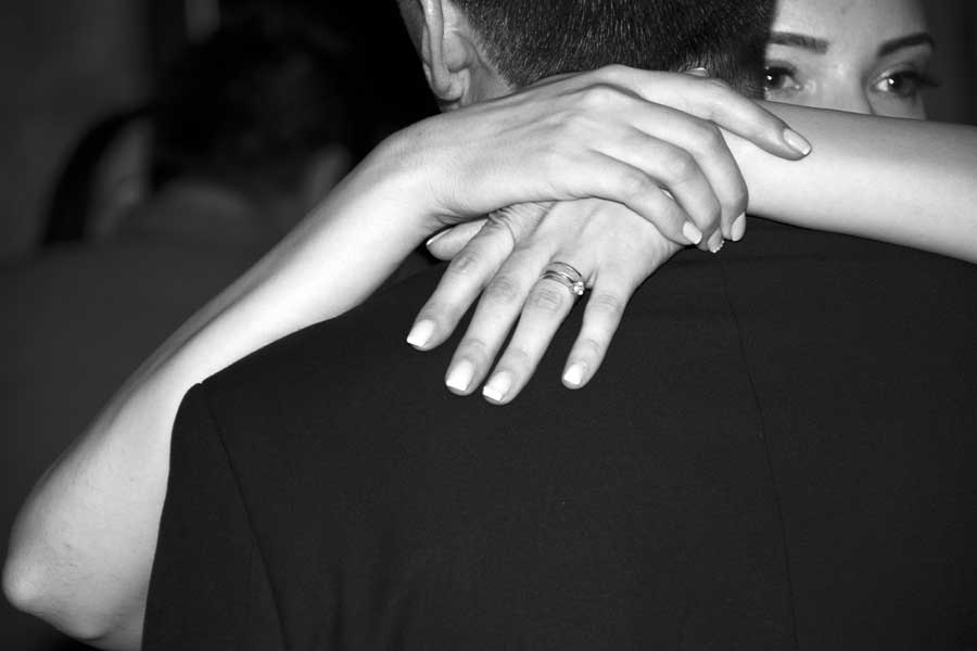 black and white couple pictures