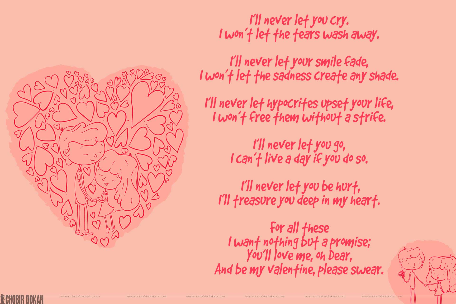 Will You Be My Valentine Poems For Himher With Images February 2016