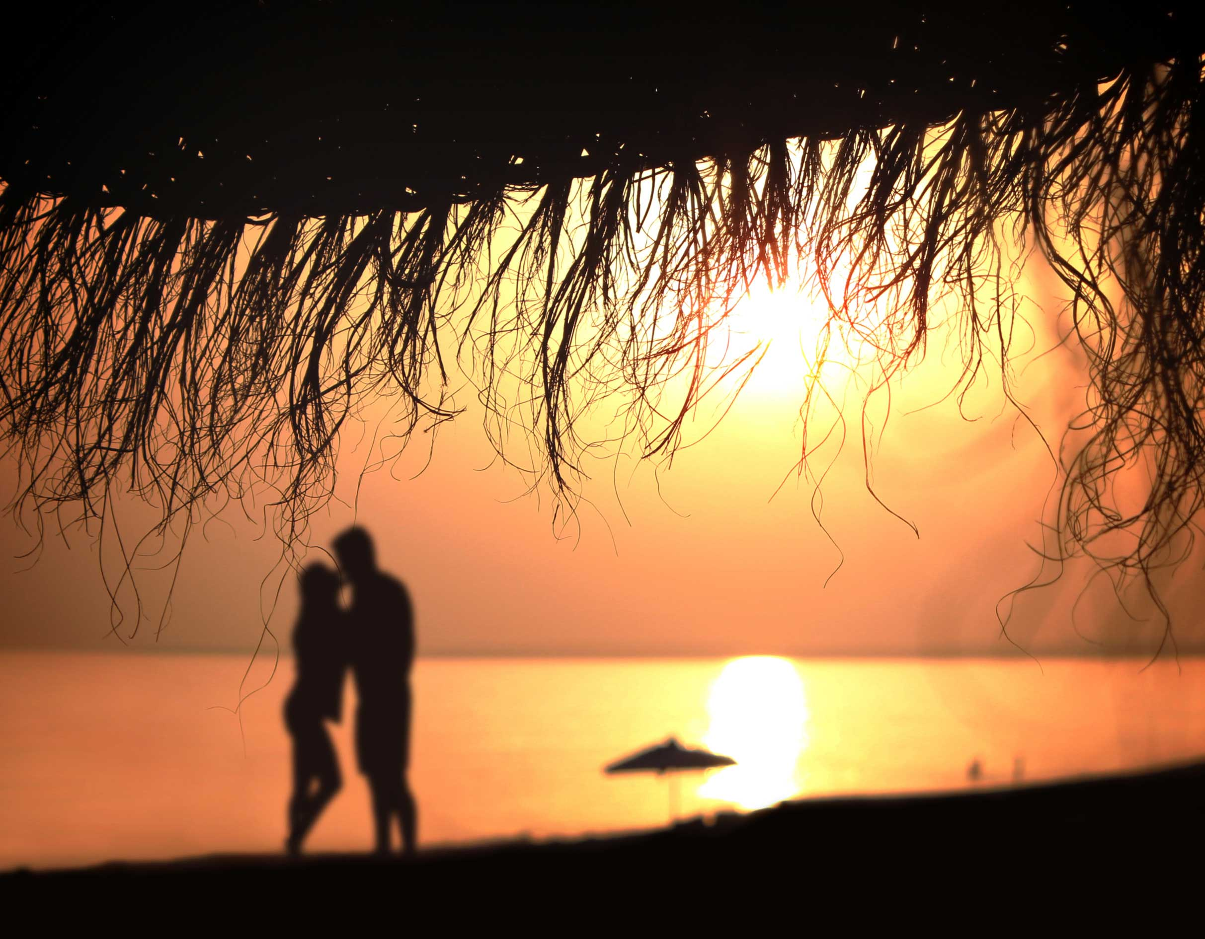 Couple Photography At Sunset