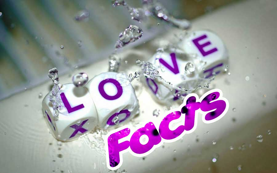 Amazing & Interesting Facts About Love