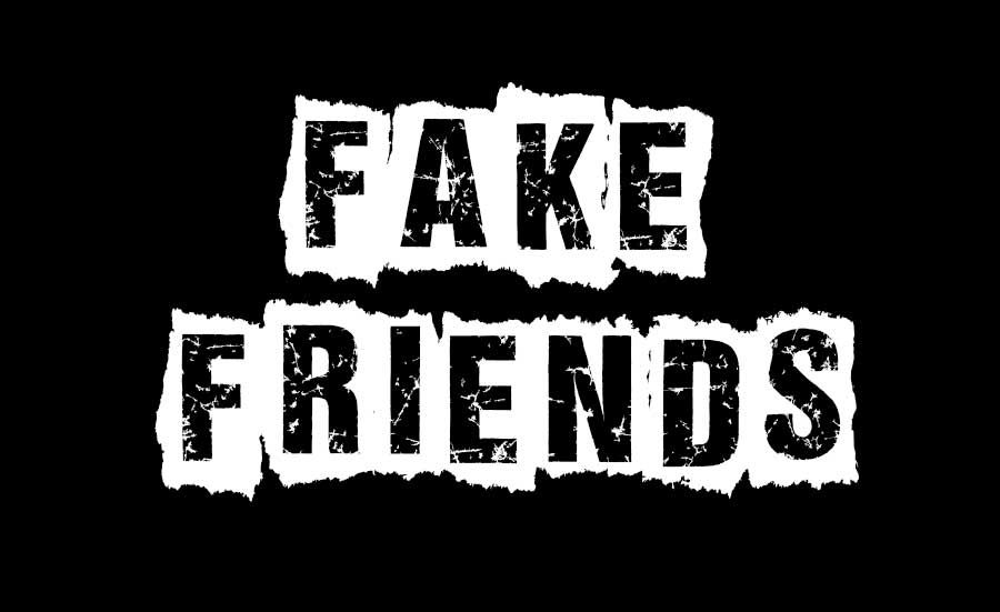 quotes about fake friends images
