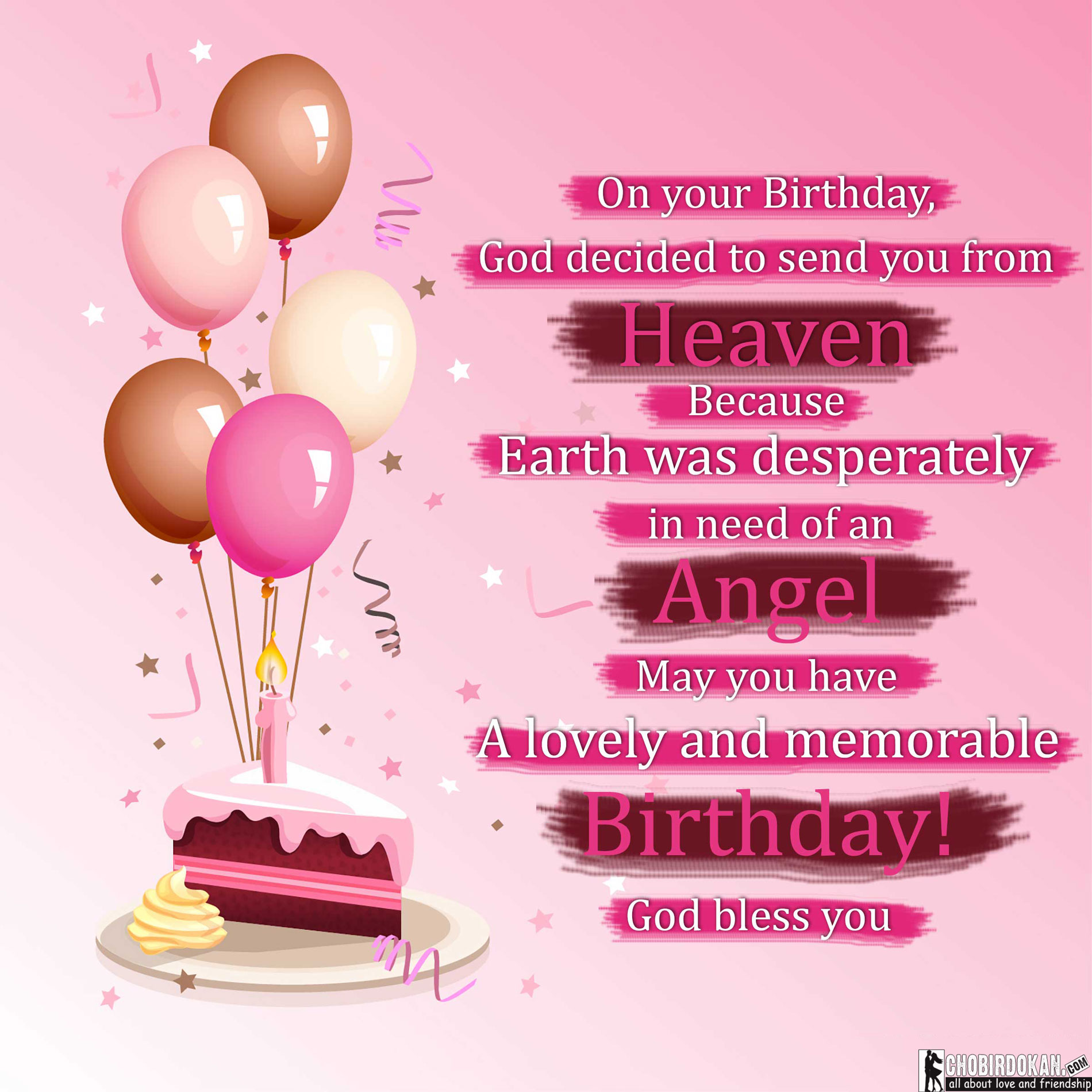 Birthday Wishes Images For Girlfriend