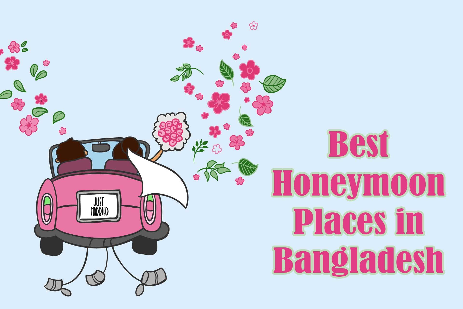 Best Honeymoon Places in Bangladesh for Newly Married Couples