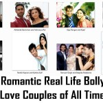 Most Romantic Real Life Bollywood Love Couples of All Time