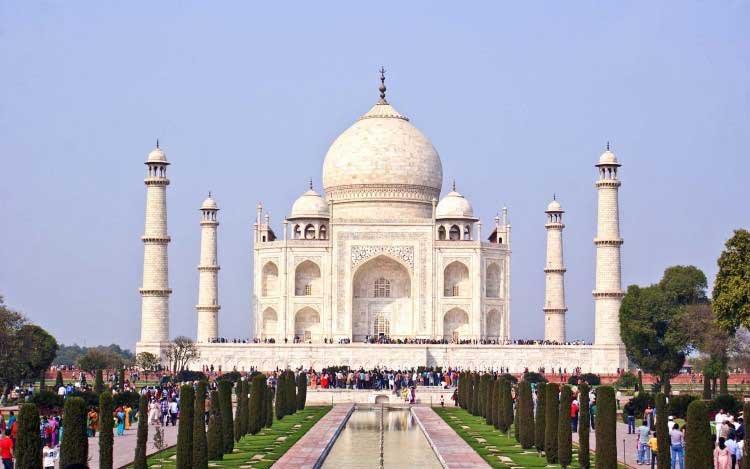 Beautiful Picture of Taj Mahal Agra