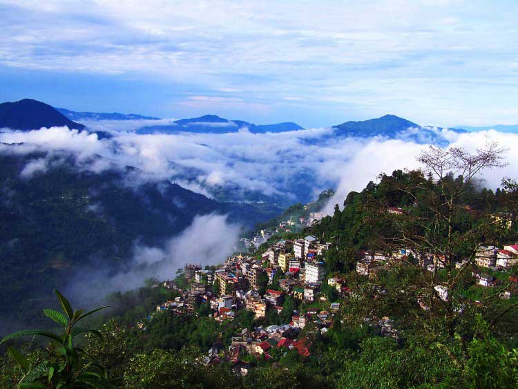 beautiful pictures of gangtok