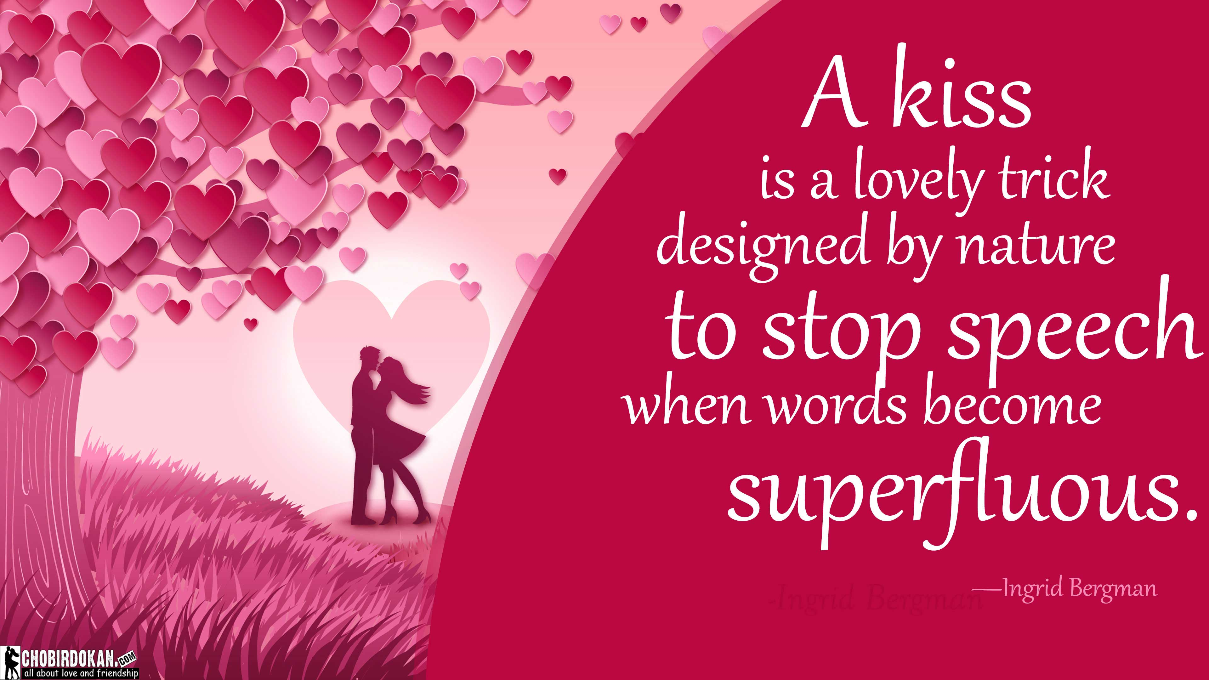 Sweet Love Quotes For Her Cute Kissing Quotes Images For Herhim Best Love Kiss Quotes