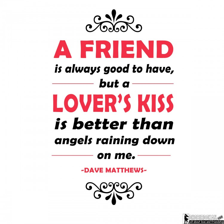 hd kisses quotes