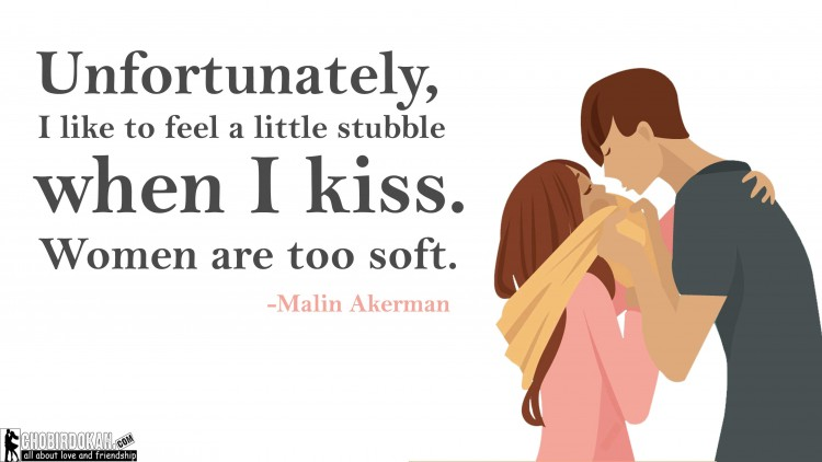 love kiss quotes