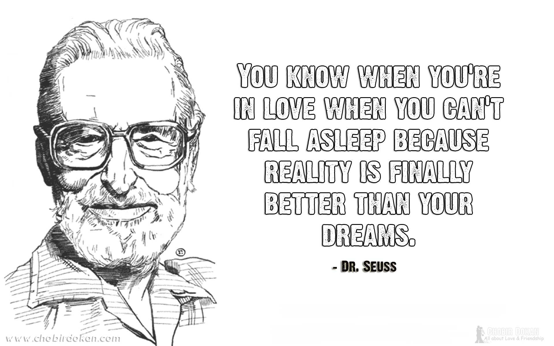 Dr Seuss Love Quotes. U201c