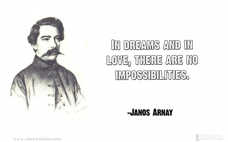 janos arany love quotes