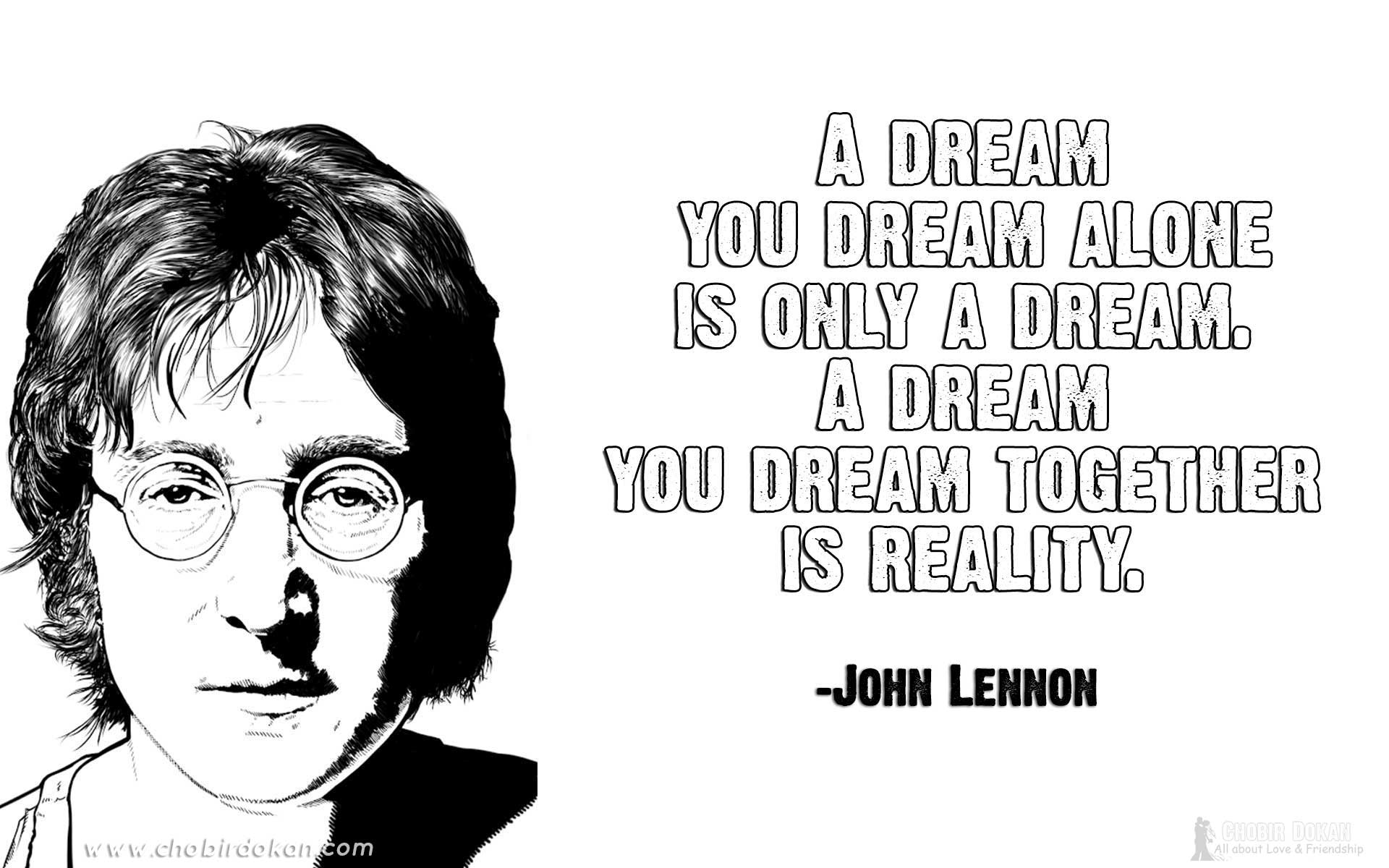 Famous People Love Quotes Love Quotejohn Lennon John Lennon Quotes About Love Quotesgram.