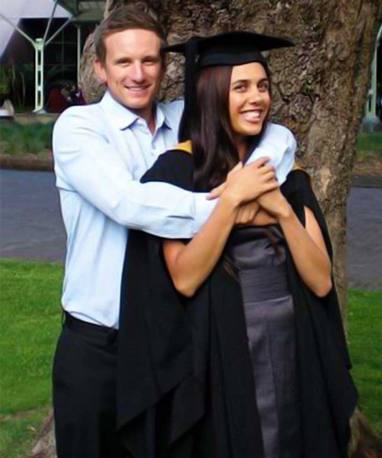 Turia Pitt and Michael Hoskin love story in pictures