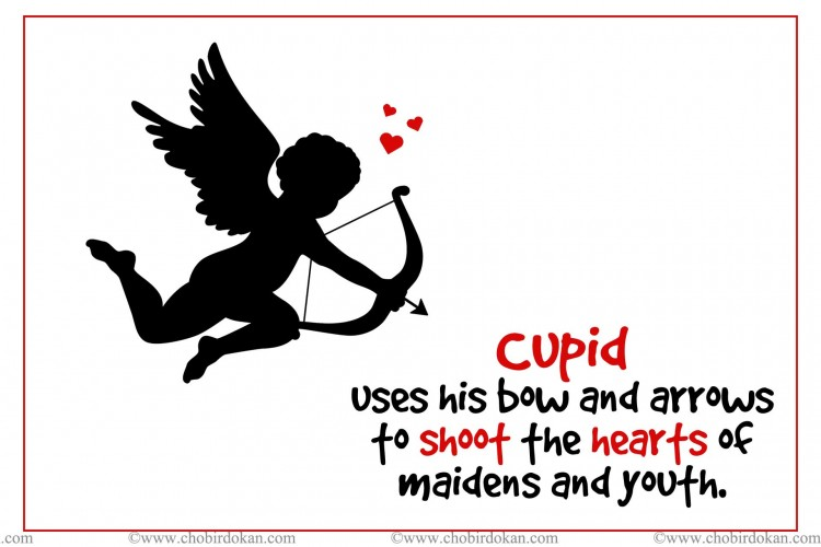 cupid meaning in valentine day