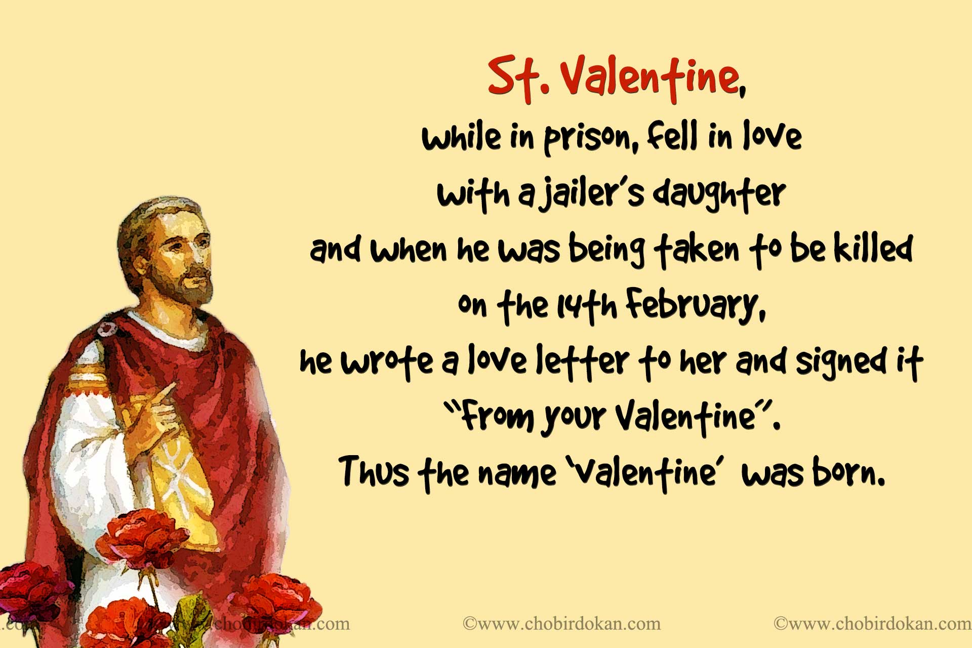 Valentine's Day History and Facts -How Valentine's Day Started ...