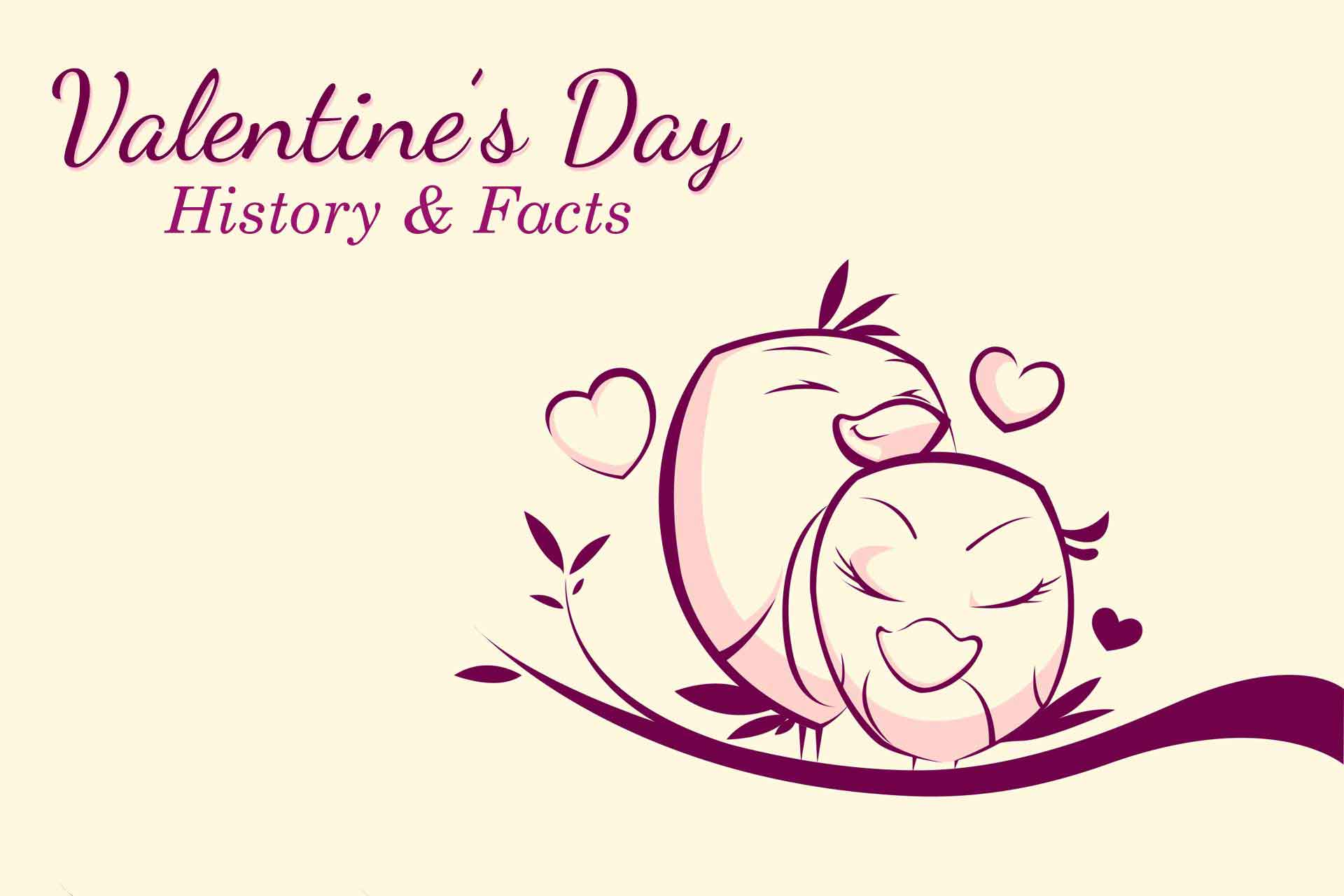 valentines day history and facts