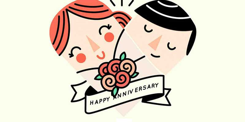 Happy Anniversary Poems For Him – For Husband or Boyfriend