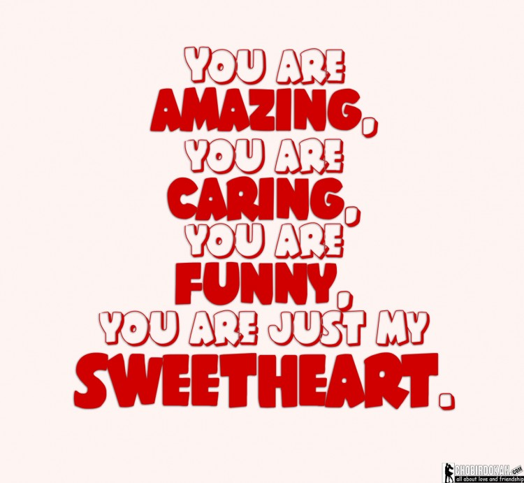 you are amazing picture