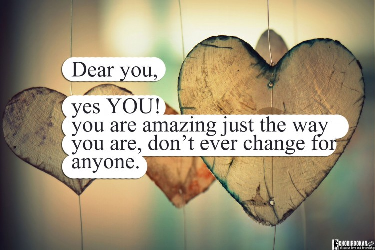 you are amazing quote image
