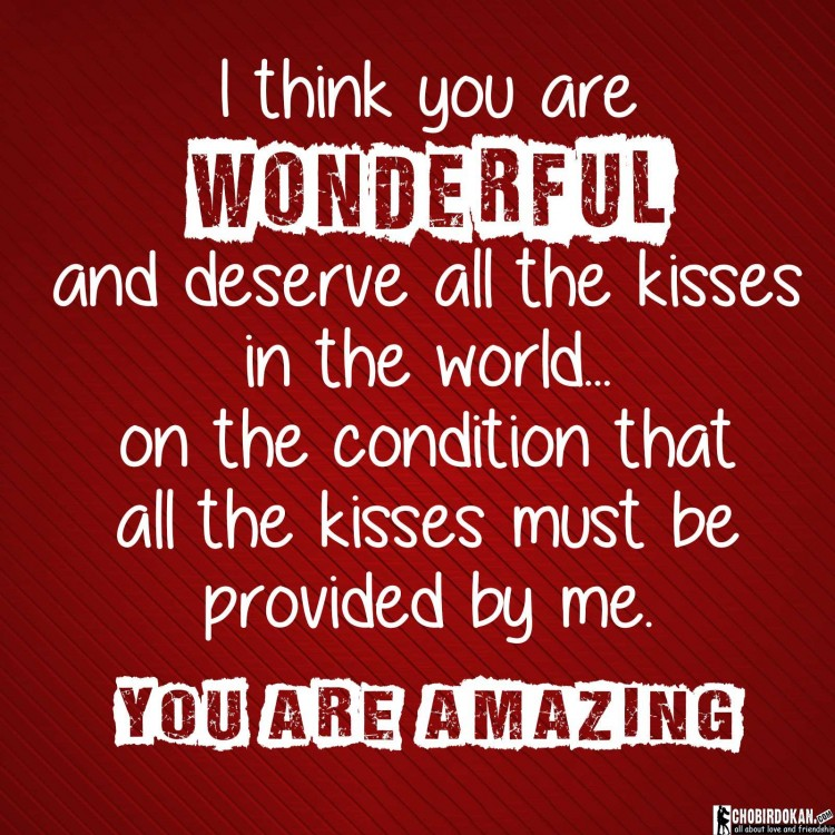 Amazing Quotes: You Are Amazing Quotes For Him And Her With Images -Chobir