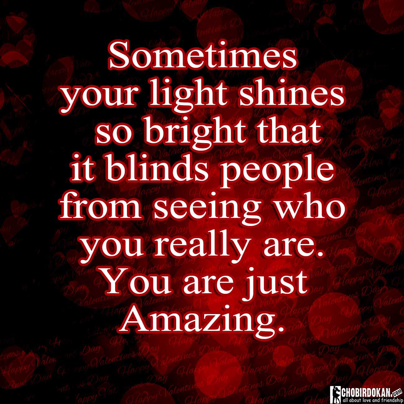 You Are Amazing Quotes For Him and Her With Images Chobir