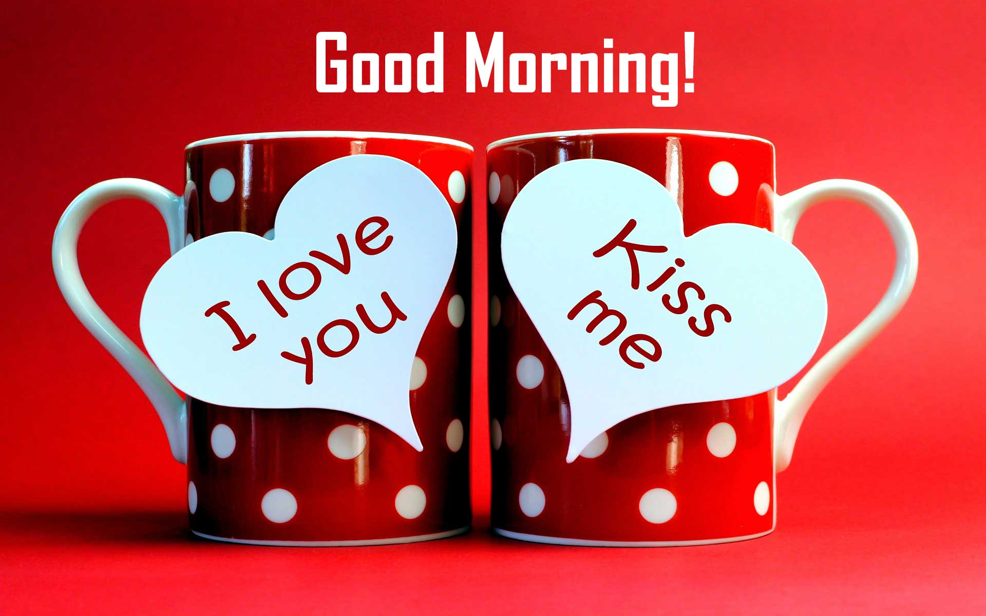Good morning love images for lover - 2 cups