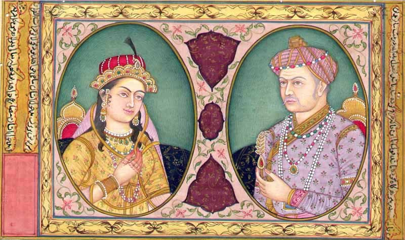 Jodha Bai and Akbar-Indian Love Couples in History and Literature