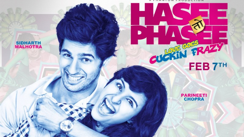 Love Images from Hasee Toh Phasee-2014