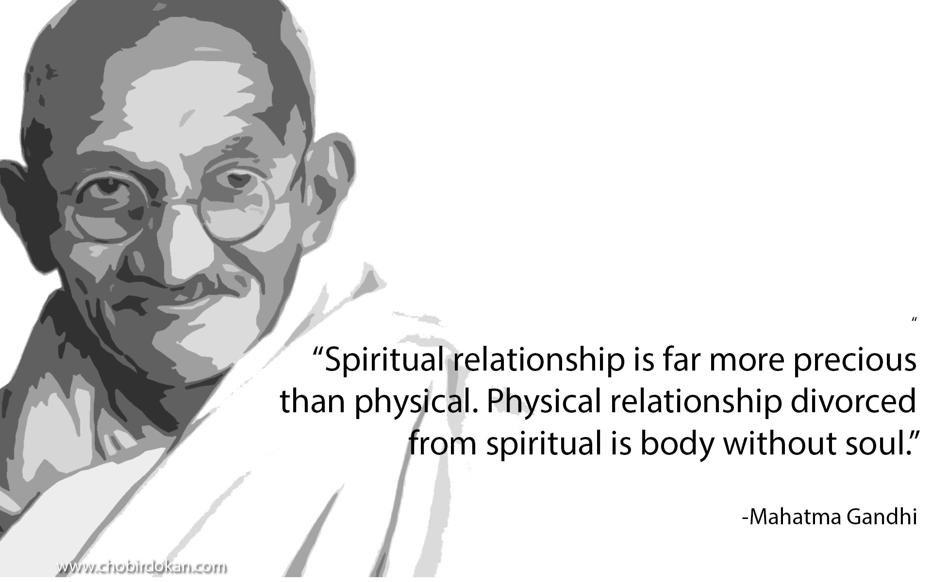 Short Spiritual Quotes About Life Mahatma Gandhi Short Quotes On Love And Life