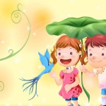 Romantic Couples Cartoon Wallpapers