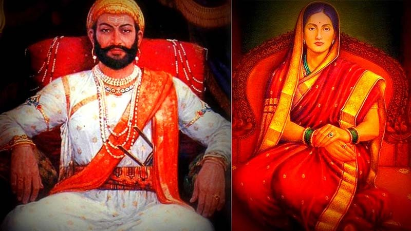 Shivaji and Saibai-Indian Love Couples in History and Literature