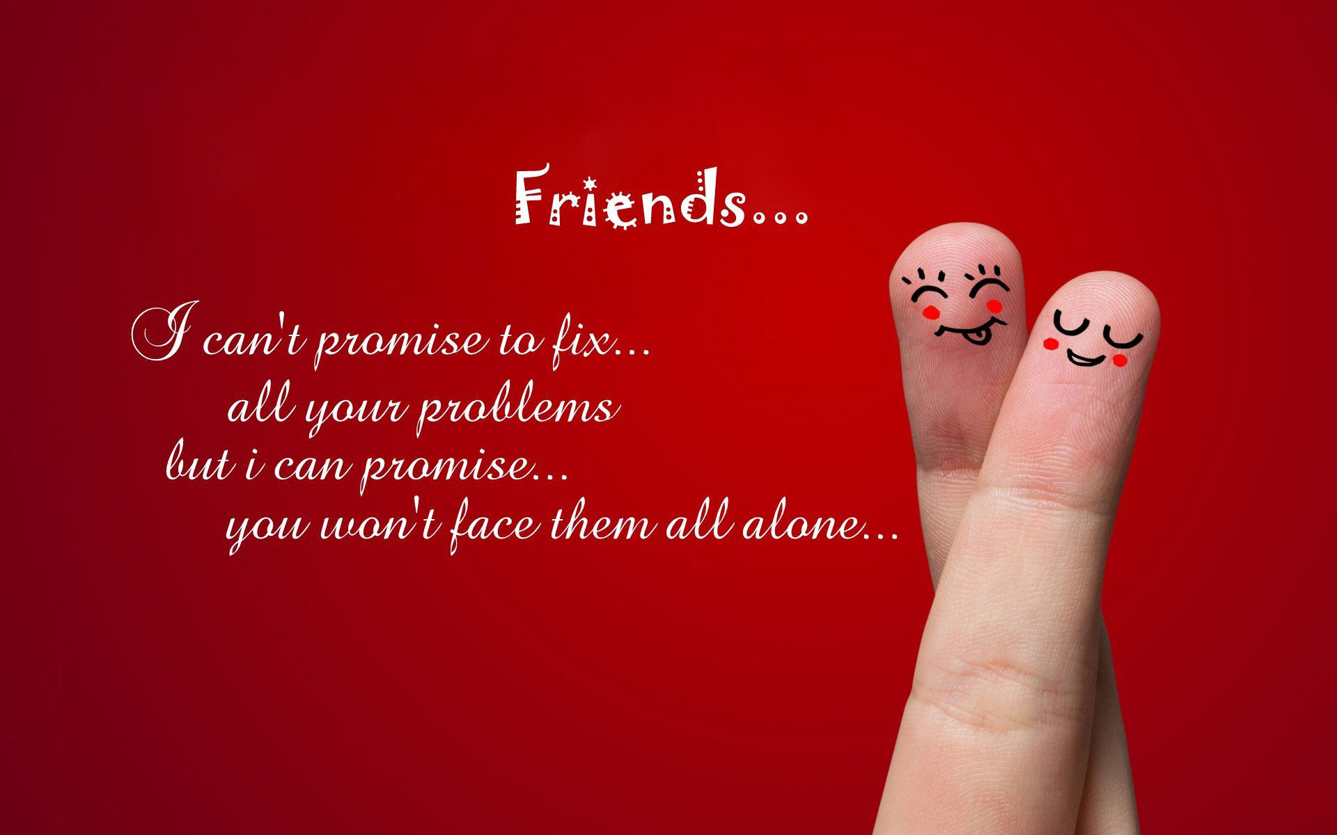 All About Friendship Quotes 40 Cute Friendship Quotes With Images  Friendship Wallpapers