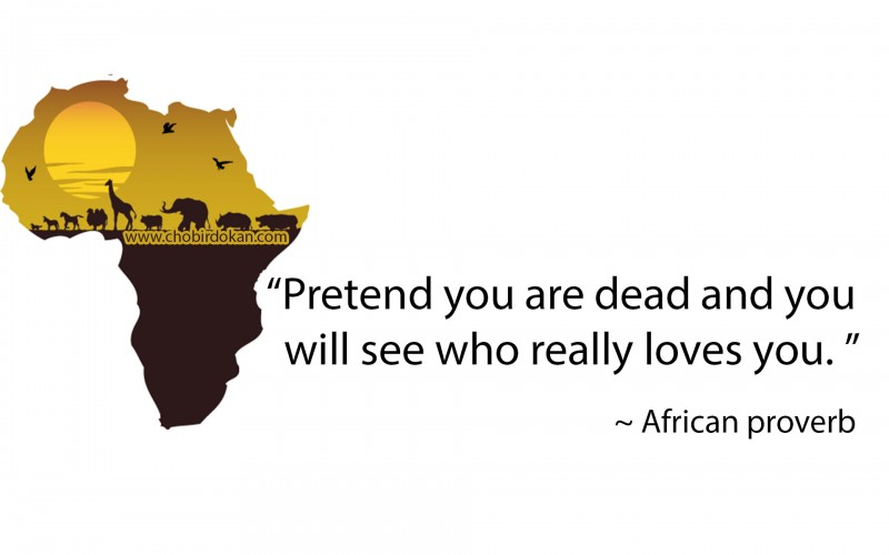 african love proverbs