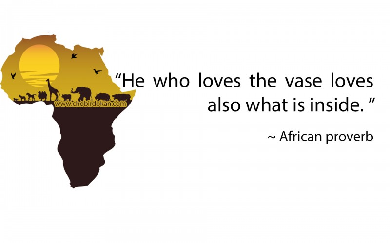african proverb love