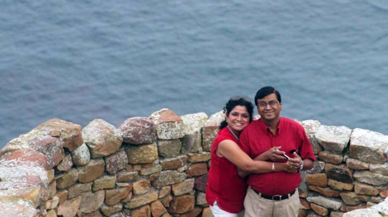 best Real life indian love couple