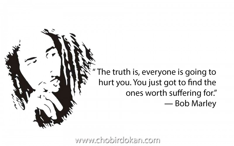 best bob marley quotes