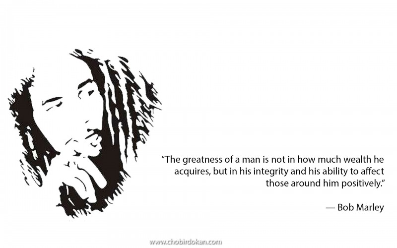 bob marley friendship quotes