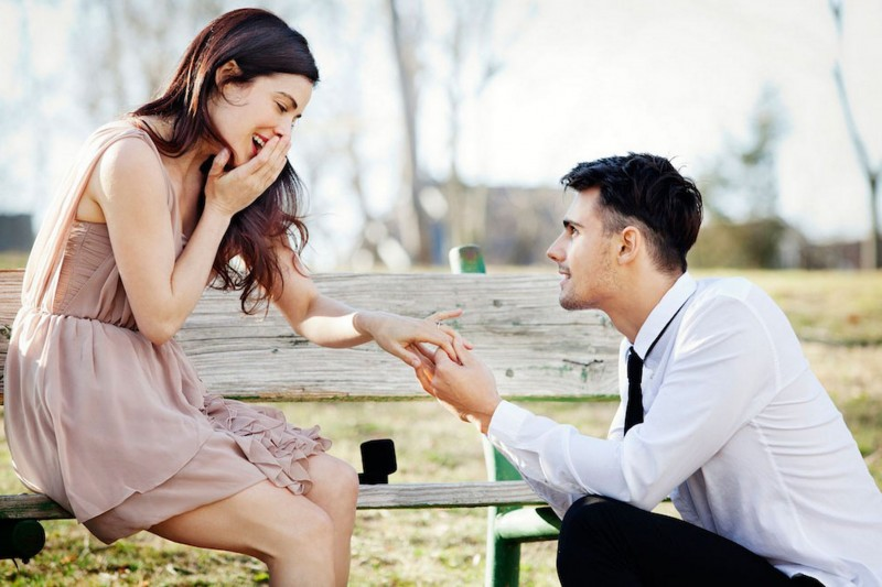 cute Marriage-proposal