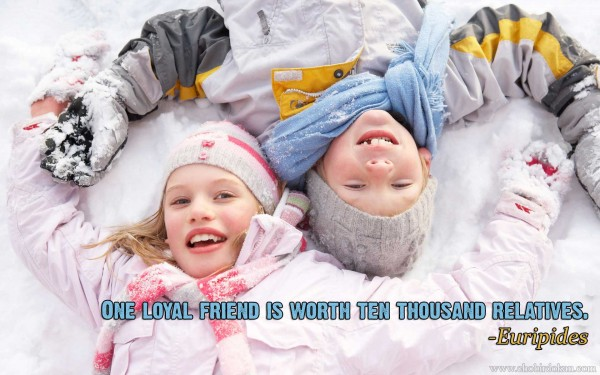 cute friendship quotes wallpaper