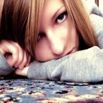cute hd sad girls wallpapers