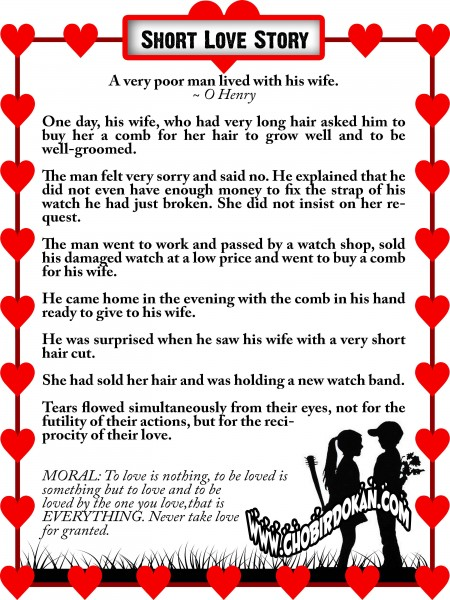 Short Stories About Love