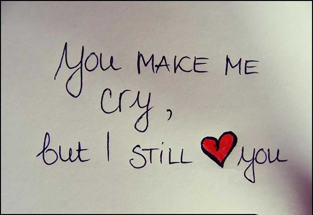 20 Heart Touching Sad Love Breakup Messages For Boyfriend With Images