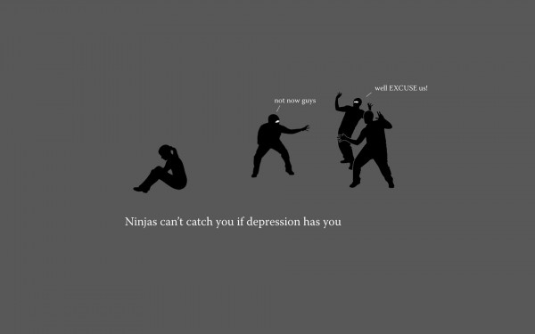 depression wallpaper