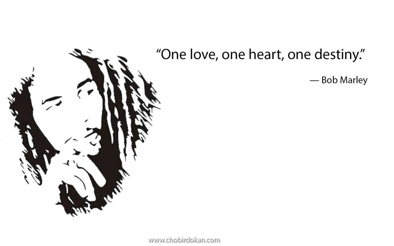 famous quotes bob marley