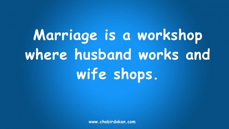 humorous marriage quotes