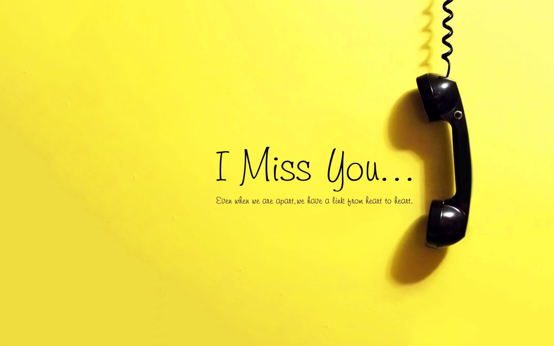 Hd wallpaper you and me - Miss U Images With Quotes