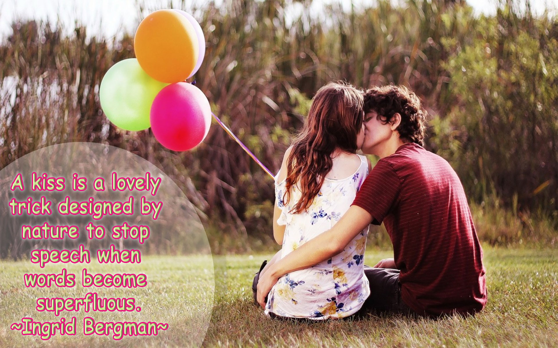 Love Quotes Wallpaper  Romantic Couple Images With Quotes
