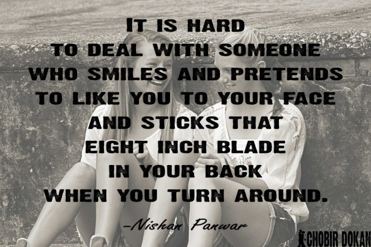 quotes about horrible friends