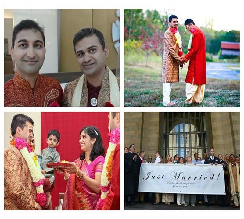 real life indian gay love couple