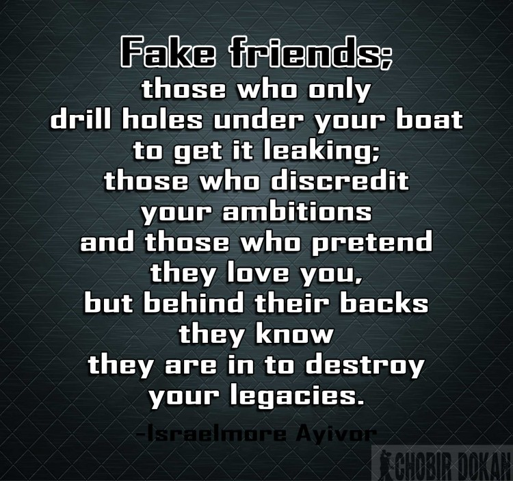 unfaithful friends quotes